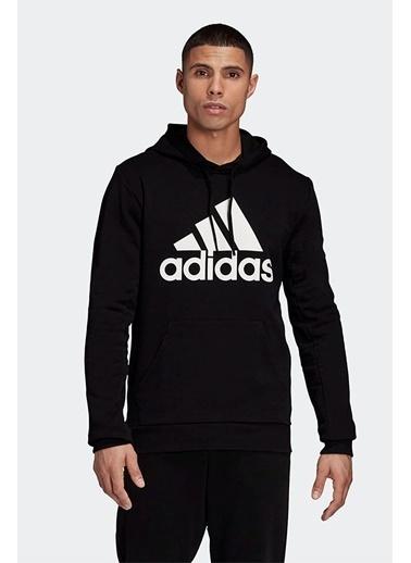 adidas Mh Bos Po Ft Erkek Sweatshirt Gc7343 Siyah